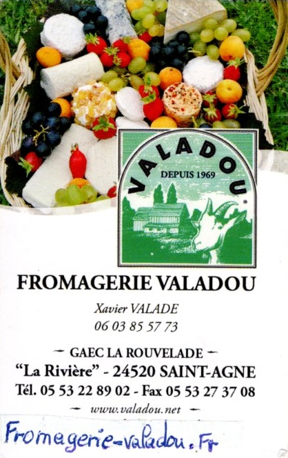 Fromagerie Valadou